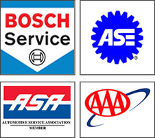 aaa bosch automotive service associated